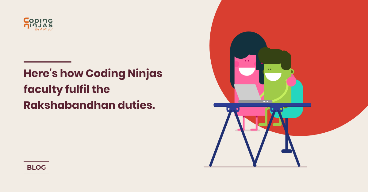 Learn about the faculty at Coding Ninjas