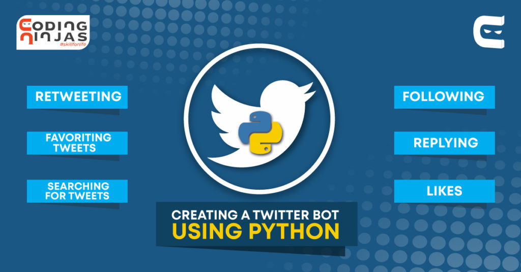 Creating Twitterbot with Python