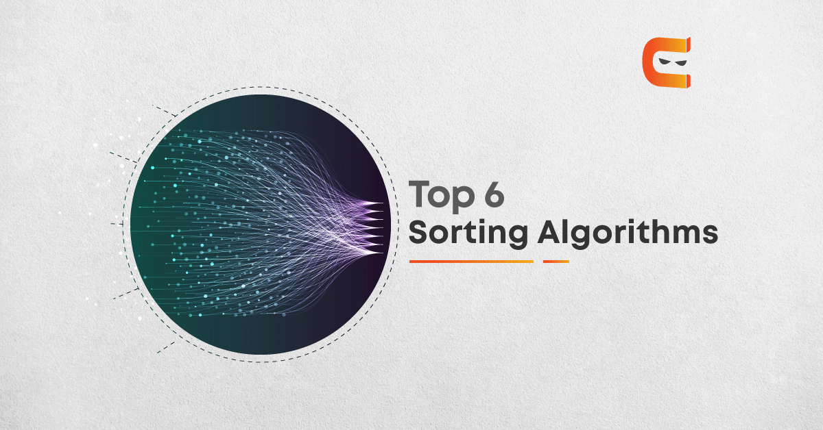 6 sorting algorithms, features and functions