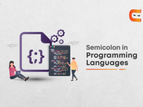 Use of Semicolon in Programming languages