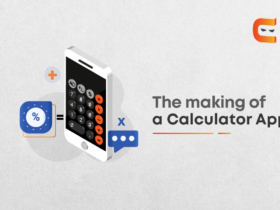 Steps for creating a Calculator App
