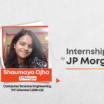 Coding Ninjas student bags an internship at JP Morgan & Chase