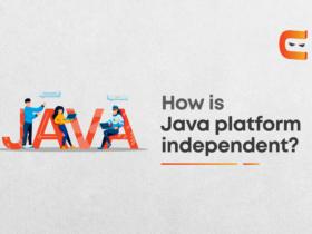 How is Java platform independent?