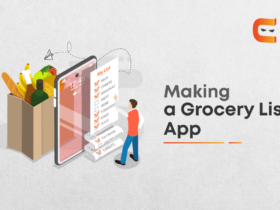 How to make a Grocery List App?