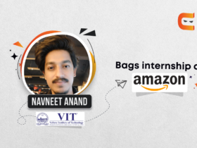 Navneet Anand secures internship opportunity with Amazon