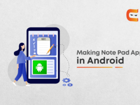 Tutorial: Notepad App in Android