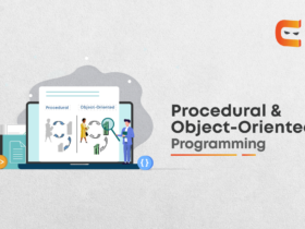 Difference: Procedural & Object-Oriented Programming