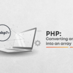 How to convert an object to an array in PHP?