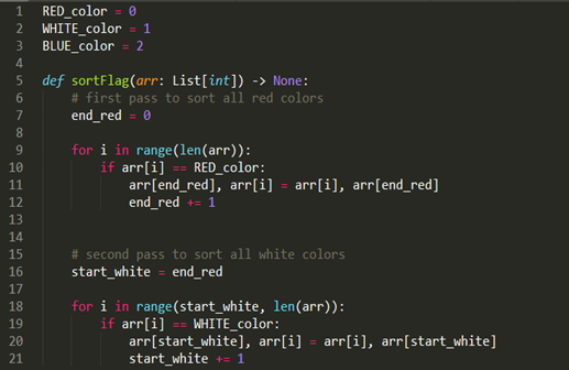 sorting_array