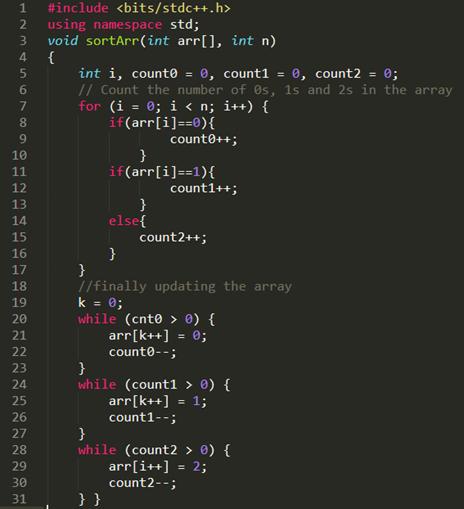 sort_array