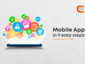 How to make a Mobile App in 9 easy steps?