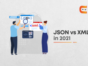 JSON vs XML in 2021
