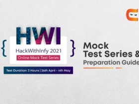 HackWithInfy 2021: Mock Test Series To Learn & Prepare