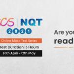 TCS NQT Online Mock Test Series