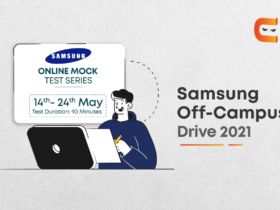 Complete preparation of Samsung Off Campus Drive