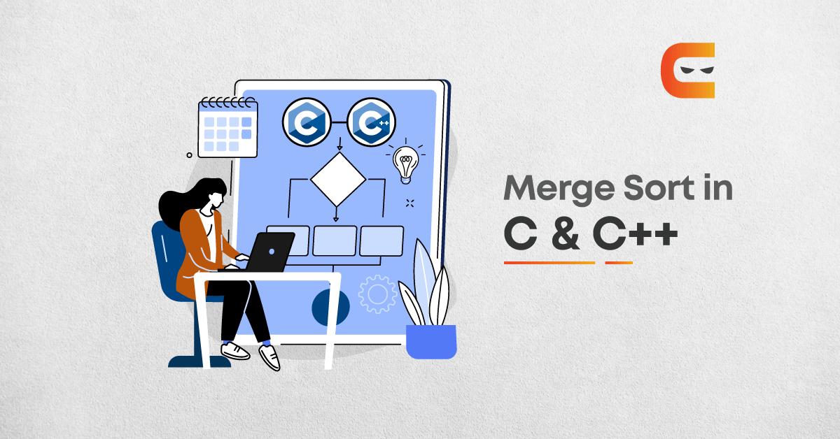 Merge Sort Pseudocode in C\C++