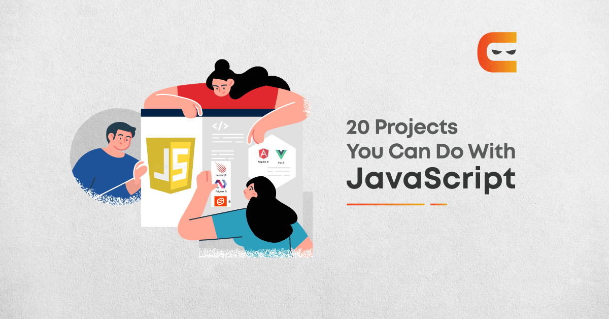20 Projects You Can Do With JavaScript