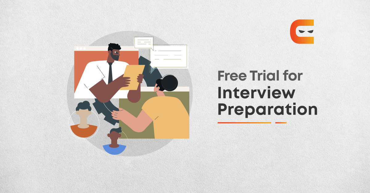 Get Free Trial For Interview Preparation with Coding Ninjas