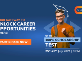 Upto 100% Coding Scholarship Test