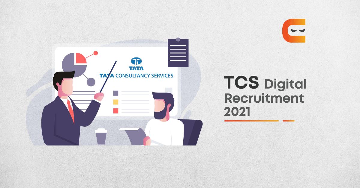 Preparation Guide For Tcs Digital Recruitment 2021 Coding Ninjas Blog