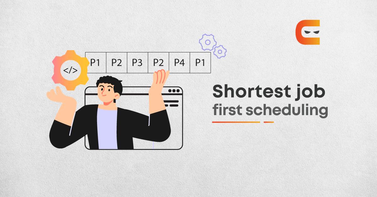 Shortest Job First (SJF) CPU Scheduling Algorithm