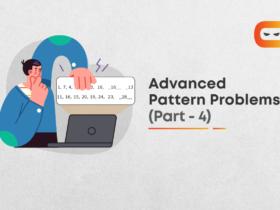 Advance Level Pattern Problems | Part - 4