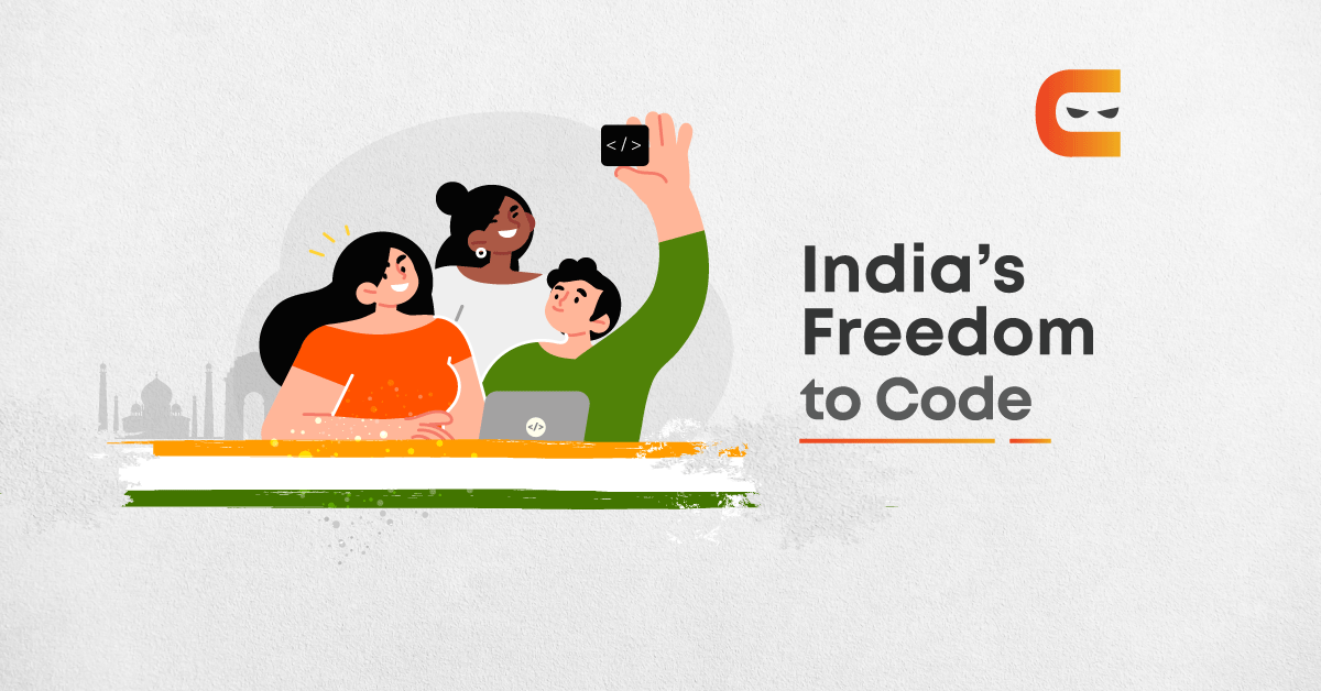 An Independence Day Special: India's Freedom To Code