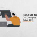 Guide: Renault Nissan Off Campus Drive 2021