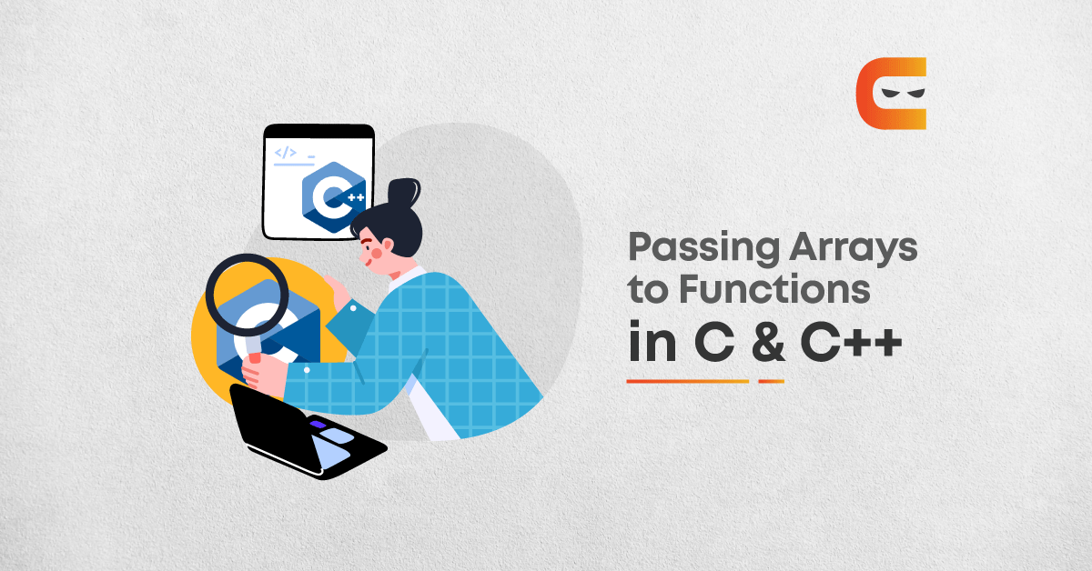Passing Arrays to functions in C/C++