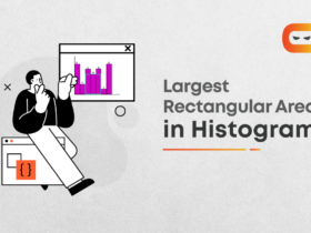 The Largest Rectangular Area in a Histogram