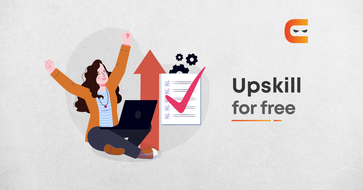 How to Upskill for Free While Working from Home?