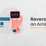Reversing An Array