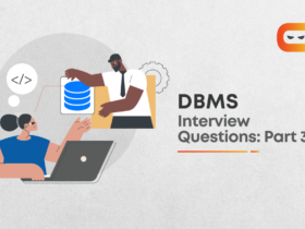 Top DBMS Interview Questions(2021)