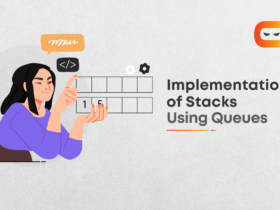 Implementation of Stacks Using Queues