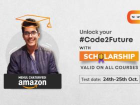 Coding Ninjas Launches Coding Scholarship Test (October 2021)