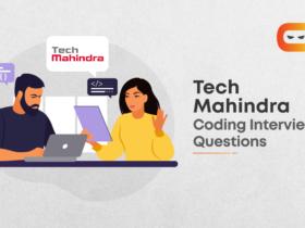 Tech Mahindra Coding Questions