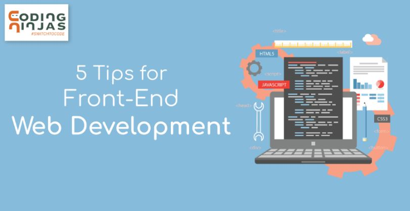 Five-tips-for-front-end-web-development
