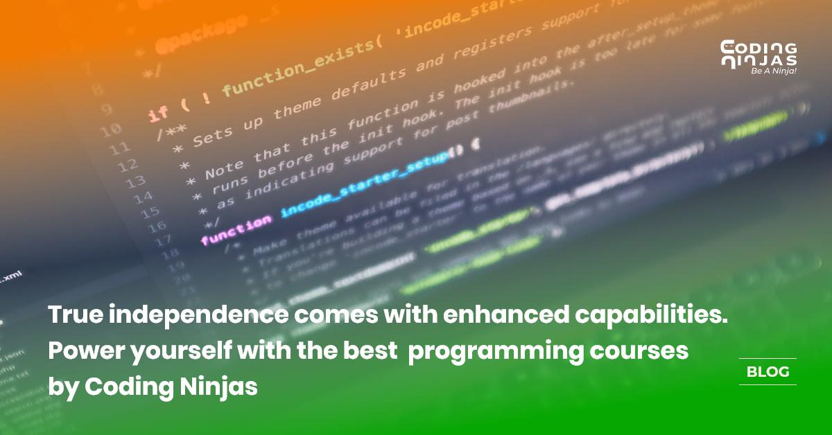 Interview Prep | blog codingninjas in